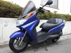 Suzuki Burgman. 200 куб. см., исправен, птс, без пробега