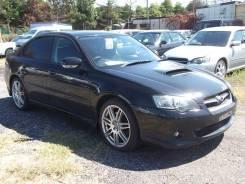 Subaru Legacy B4. BL5, 2000