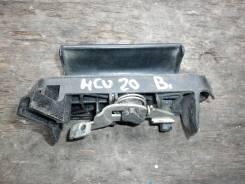 Ручка открывания багажника. Toyota Highlander, MCU20L Двигатель 1MZFE