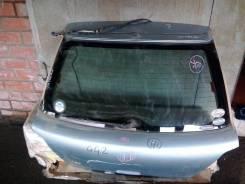 Дверь багажника. Subaru Impreza, GG