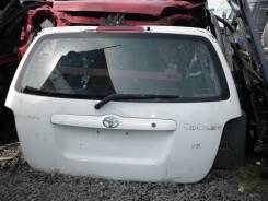 Накладка на дверь багажника. Toyota Highlander, MCU20L Двигатель 1MZFE