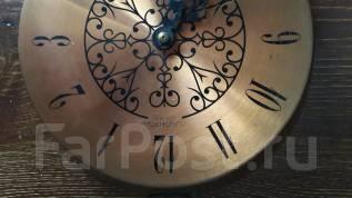Часы старые Юнганс настенные на ходу. Оригинал