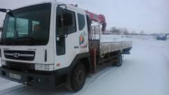 Daewoo Novus. , 5 890 куб. см., 7 000 кг.