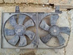Вентилятор охлаждения радиатора. Nissan AD, VFY11 Двигатель QG15DE