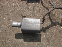 Насадка на глушитель. Subaru Outback, BP9, BP