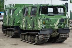 Hagglunds BV-206. 2 800куб. см.