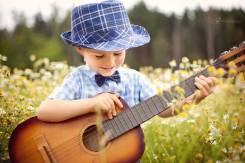 Обучение игре на Гитаре (выезд к Вам на дом)