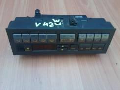 Блок управления климат-контролем. Mitsubishi Pajero, V43W Двигатель 6G72