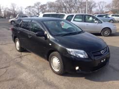 Toyota Corolla Fielder. вариатор, 4wd, 1.5 (105 л.с.), бензин, 70 000 тыс. км, б/п. Под заказ