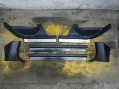 Порог пластиковый. Subaru Forester, SF5 Двигатель EJ20