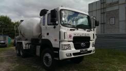 Hyundai HD370. Миксер Hyundai HD 370, 12 920 куб. см., 9,00куб. м.