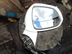 Зеркало заднего вида боковое. Honda Fit, GD1 Двигатель L13A