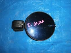 Лючок топливного бака. Opel Omega