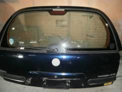 Дверь багажника. Opel Omega