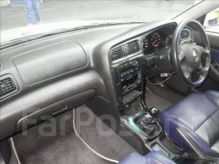 Телевизор салонный. Subaru Legacy, BE5 Subaru Legacy B4, BE5 Двигатель EJ20