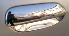 Накладка на ручку двери внутренняя. Honda Fit. Под заказ