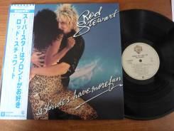 Род Стюарт / Rod Stewart - Blondes Have More Fun - 1978 JP LP