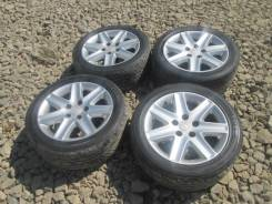 Комплект колес на Honda. 6.5x16 5x114.30 ET45