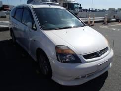 Обвес кузова аэродинамический. Honda Stream, RN2, RN3, RN1