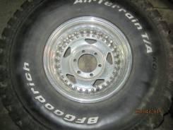 Centerline Wheels. 8.5x15, 6x139.70, ET-25, ЦО 110,0мм.