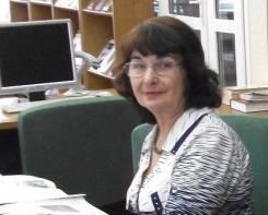 Библиотекарь. Высшее образование, опыт работы 15 лет