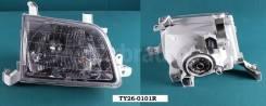 Фара. Toyota Lite Ace, SR40 Toyota Town Ace, SR40 Toyota Town Ace Noah, CR42, SR40G, KR52, KR41, KR42, CR40G, SR40, SR50, CR50G, SR50G, CR50, CR41, CR...