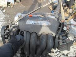 Двигатель. Honda Stream Двигатель K20A