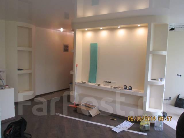 Комплексный и частичный ремонт новостроек, квартир, коттеджей, санузлов