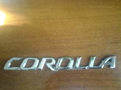 Эмблема. Toyota Corolla