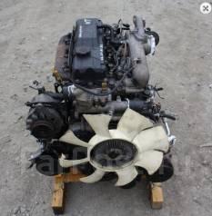 Двигатель в сборе. Kia Pregio Kia Bongo Двигатель JT