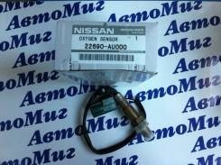 Датчик кислородный. Nissan Primera, P12E Nissan Tino, V10M, V10 Nissan Micra, K12E Nissan Almera, N16E Двигатели: QG18DE, QG16DE, CG12DE, CG10DE, CGA3...