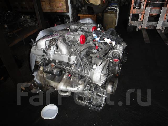 Контрактный б/у двигатель 1GZ-FE на Toyota