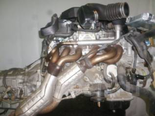 Двигатель в сборе. Toyota: Mark II Wagon Blit, Verossa, Mark II, Cresta, Progres, Brevis, Chaser Двигатели: 1JZFSE, 1JZGE, 1JZGTE, 2JZFSE, 1JZFE