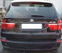 Задняя часть автомобиля. BMW X5, E70
