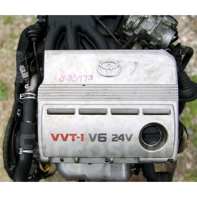 Контрактный б/у двигатель 1MZ-FE на Toyota