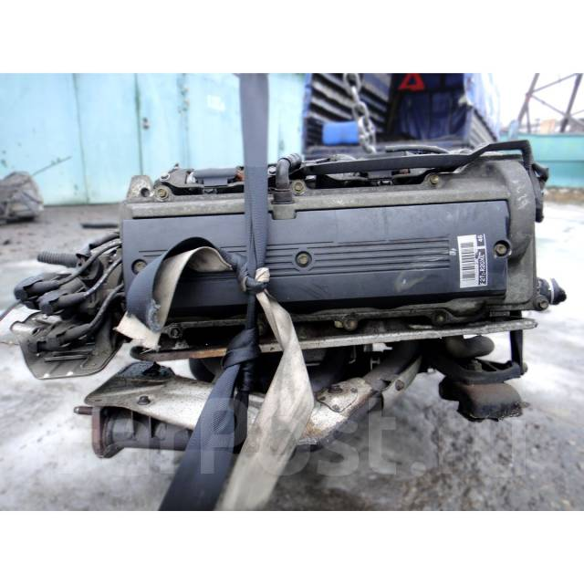 Контрактный б/у двигатель 2TZ-FE на Toyota