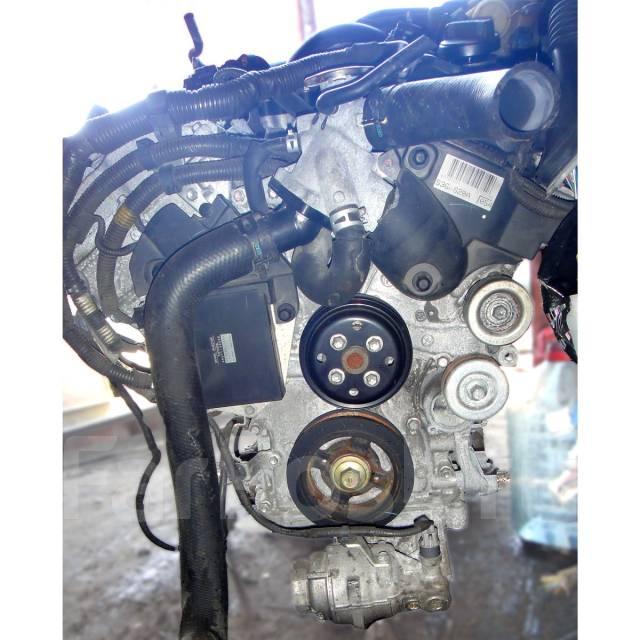 Контрактный б/у двигатель 3GR-FSE на Lexus