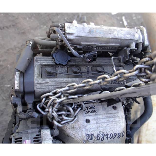 Контрактный б/у двигатель 3S-FE 2WD на Toyota