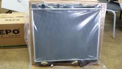 Радиатор охлаждения двигателя. Suzuki Grand Vitara, TL52, FTB03, 3TD62 Suzuki Escudo Двигатели: J20A, G16B, H25A