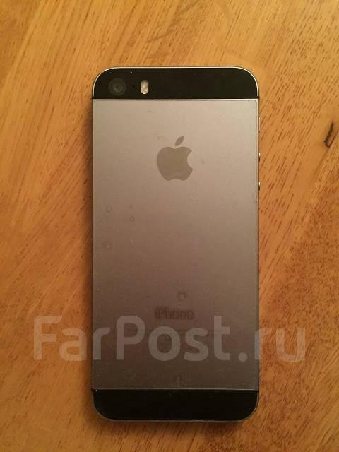 Айфон 5 с бушный