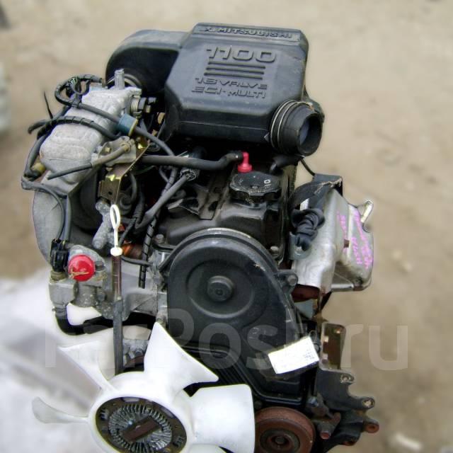 Контрактный б/у двигатель 4A31 на Mitsubishi