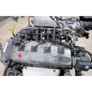 Контрактный б/у двигатель 4A-FE трамблер на Toyota
