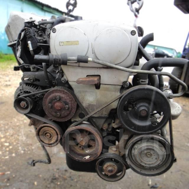 Контрактный б/у двигатель 4A-GE Silver на Toyota