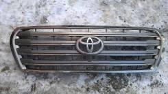 Решетка бамперная. Toyota Land Cruiser, 200
