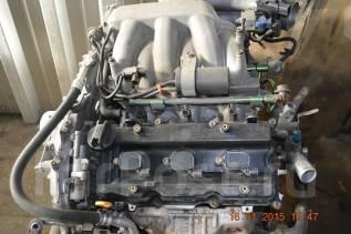 Двигатель в сборе. Nissan Murano, PNZ50 Двигатели: VQ35DE, VQ35
