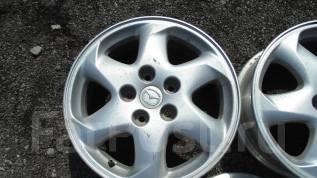 Mazda. 6.0x16, 5x114.30, ET50, ЦО 73,0мм.