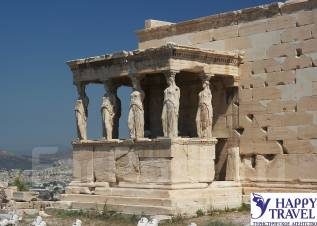 Греция. Афины. Экскурсионный тур. Греция - Ладони Эллады