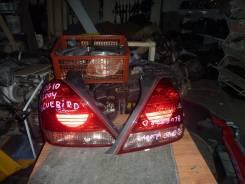 Стоп-сигнал. Nissan Bluebird Sylphy, QG10 Двигатель QG18DE