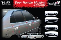 Накладка на дверь. Hyundai Accent, Sedan Hyundai Verna