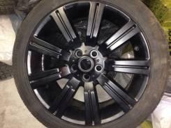 Продам комплект летних колес на Range Rover Sport. 9.5x20